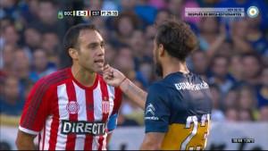 """Desábato contó detalles de la pelea con Osvaldo, y disparó: """"No es crack"""""""