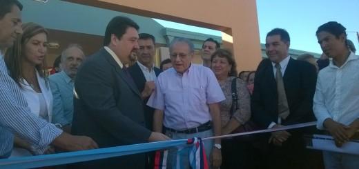 Closs inauguró más obras de infraestructura educativa en Posadas y Apóstoles
