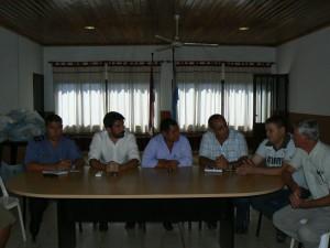 Andresito: reunión entre distintos sectores para mejorar el traslado de los tareferos