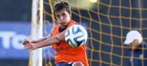 Boca: Arruabarrena recupera jugadores, entre ellos el misionero Cubas