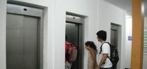 La facultad de Ciencias Exactas instaló tres ascensores de última generación