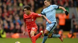 El City cayó ante Liverpool y no logró acercarse al líder Chelsea