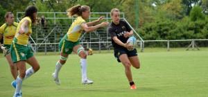 Rugby femenino: La misionera Billerbeck ausente por lesión en Argentina