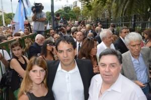 Aníbal Fernández denunció al abogado que difundió fotos de Nisman muerto en las redes sociales