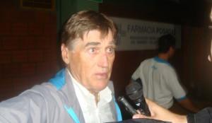 """Ricardo Rezza: """"Cualquiera que venga acá la va a pasar mal, acá Central ganó sobre la hora"""""""