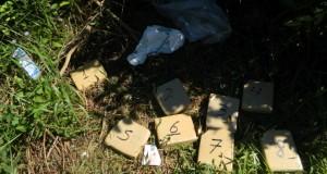 Realizan 17 allanamientos en Oasis luego del hallazgo del auto baleado: secuestran droga y detienen a tres personas