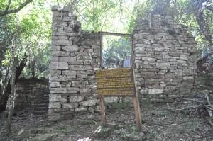 El mito de la casa refugio de Martín Bormann en San Ignacio