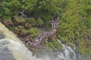 La ocupación hotelera en Iguazú ronda el 90 por ciento