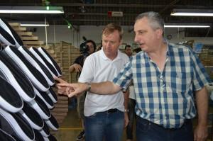 Dass prevé ampliar su producción a 21 mil pares de zapatillas diarias