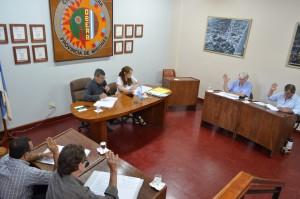 El Concejo Deliberante de Oberá tuvo su primera sesión ordinaria