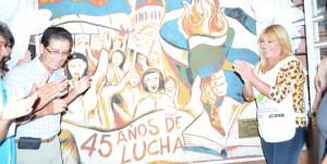 UDPM celebra 45 años como sindicato docente