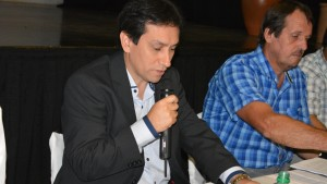 En Montecarlo el intendente dejó inaugurado el período de sesiones ordinarias 2015