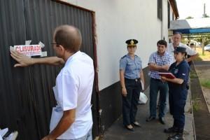 Clausuraron el boliche del escándalo sexual en San Vicente