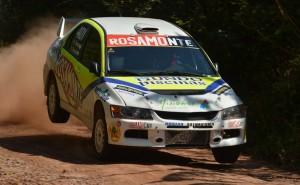 """Rally Misionero: Christian """"Polaquito"""" Rosiak confirmó su participación con el Lancer Evo IX y Maxi Isanbizaga va con un nuevo Ford Ka"""