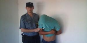 En Posadas entró a robar una moto a la casa de un policía: detenido
