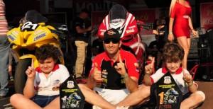 Motociclismo: Diego Zapaya, que brilló en el Rosamonte, correrá en el campeonato brasileño