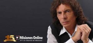 Alejandro Dolina se presentará en Posadas en el aniversario de Misiones Online