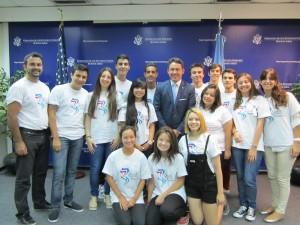 """Estudiante misionero será """"Joven Embajador"""" en los Estados Unidos"""