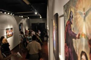 Continúa abierta la muestra de Fado en el Museo de Bellas Artes posadeño