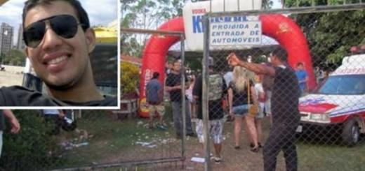 En Brasil murió un joven que en una competencia de bebidas se tomó 25 vasos de vodka