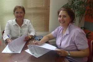 La Subsecretaría de la Niñez y el Hogar Antonio Sepp acordaron trabajo articulado para la contención de chicos