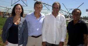 """Macri: """"Vamos a duplicar la cantidad de alimentos que produce la Argentina"""""""