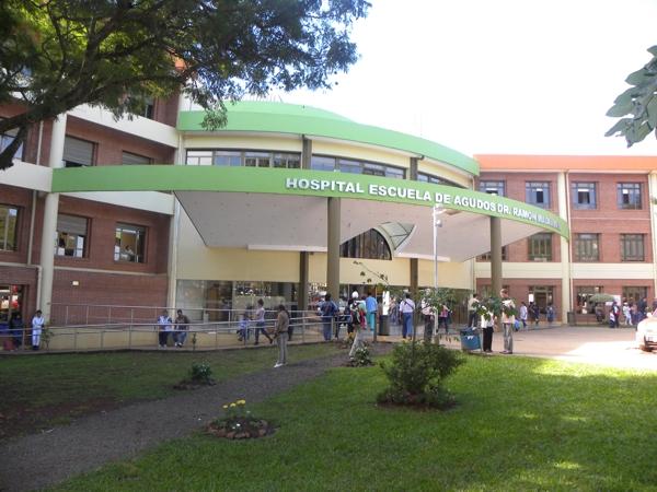 Hospital Escuela: en el quinto aniversario funciona a pleno atendiendo a más de 32 mil personas por mes