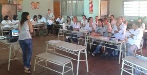 Docentes de San Vicente y San Pedro se capacitaron en TICs