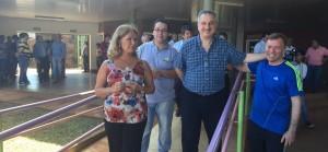Los chicos del Hogar de Día de Iguazú sumarán la práctica de hockey entre sus actividades