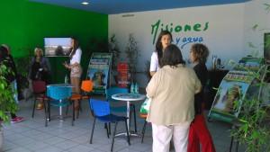 Continúa la promoción turística de Misiones en Mar del Plata