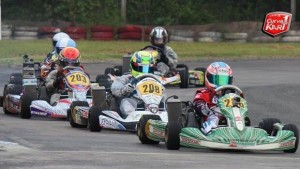 Karting: Grimaldi rumbo a Zárate