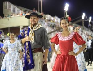 Legado Regional dijo presente en los festejos de la Perla del Sur