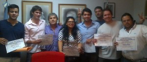 Juan Manuel Irrazábal asumió la presidencia del Consejo Provincial del PJ