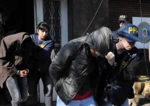 Banda de Los Lagartos: todos los sospechosos seguirán presos hasta el juicio