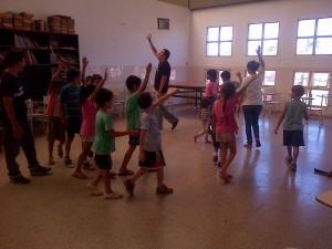 Jugadores de Guaraní visitarán el Hogar de Día y compartirán sus experiencias de vida con los chicos