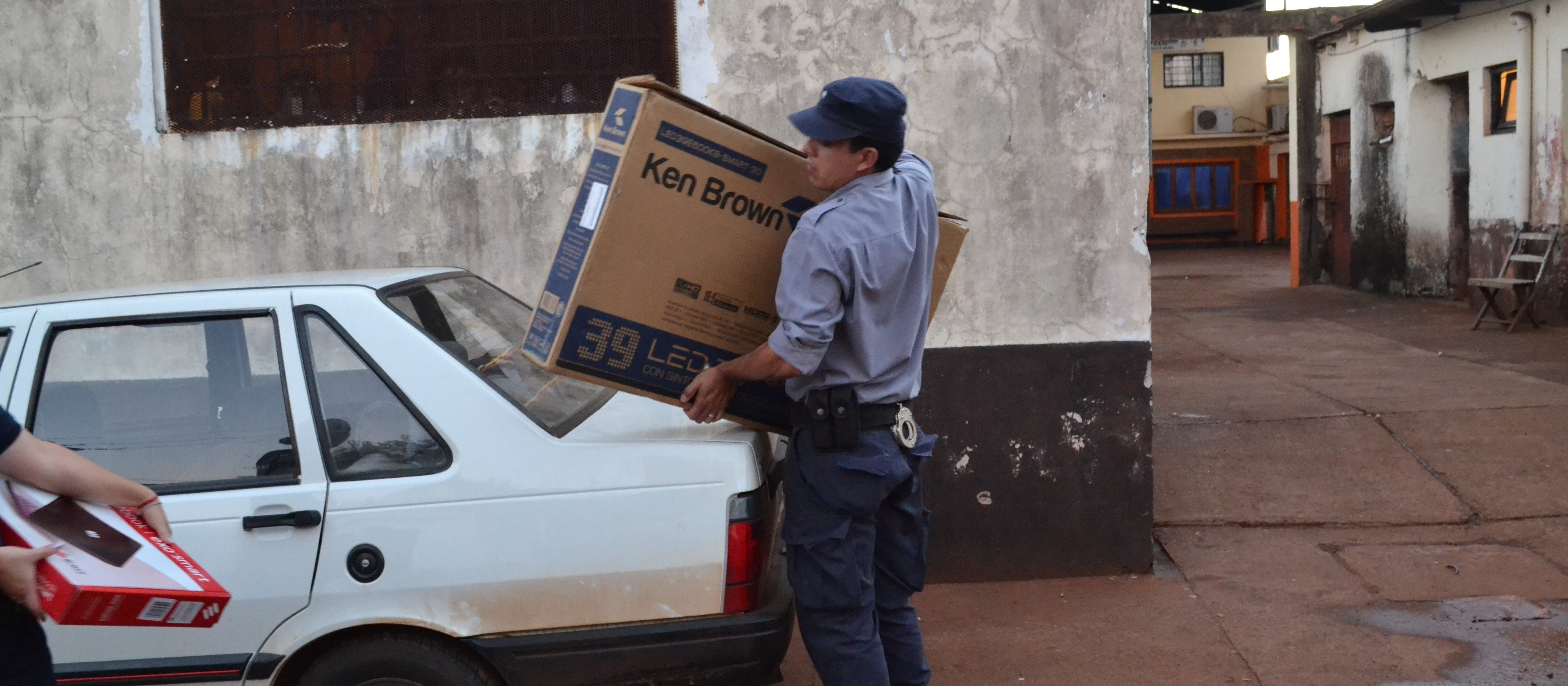 Tres ladrones detenidos por distintos hechos delictivos