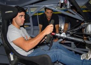 """Soljan, preparador del Torino de Okulovich: """"Los cambios son leves, los resultados se van a ver en la pista"""""""