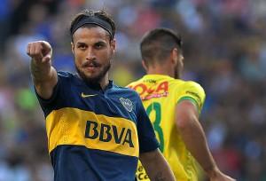 Boca ganó sufriendo ante Defensa y Justicia y es único puntero del torneo