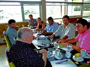 Turismo trabaja en conjunto con las asociaciones del sector en la provincia