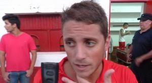 """Olivares: """"Si perdíamos iba a ser inmerecido porque ellos se conformaron con el gol"""""""
