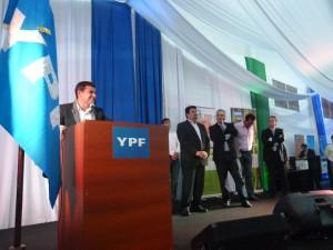 Con inversión local se inauguraron en Misiones tres expendedoras de bandera YPF orientadas al agro