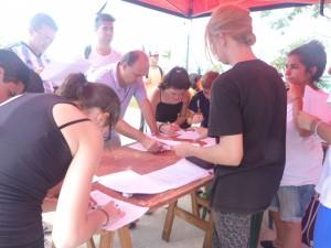 TECHO realizó la segunda maratón a beneficio en Posadas