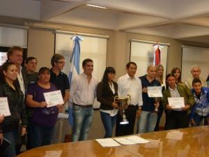 Se entregaron los premios a los ganadores de los Carnavales posadeños 2015