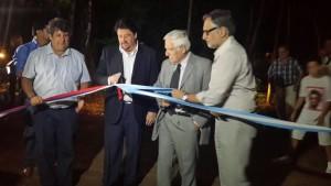 """""""Ver hoy 14 emprendimientos turísticos funcionando en Yriapú muestra el acierto de una política de Estado"""", sostuvo Closs"""