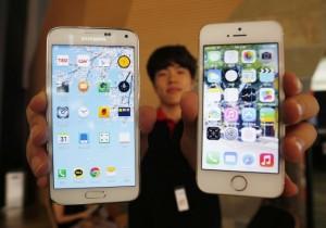 Samsung Galaxy S6 versus iPhone 6, ¿cuál es mejor teléfono?