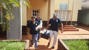 Muerte del changarín en Guaraní: Los policías involucrados volvieron a trabajar