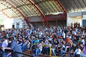 El IPRODHA sorteó viviendas para beneficiarios de Oberá