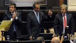 """Scioli: """"Contra todo lo que se decía, he demostrado que la provincia es viable"""""""