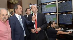 Scioli se reunió con Perotti para interiorizarlo sobre la policía local de Buenos Aires