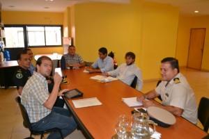 Para mejorar la seguridad, funcionarios de Eldorado se reunieron con equipo técnico del Ministerio de Seguridad de la Nación
